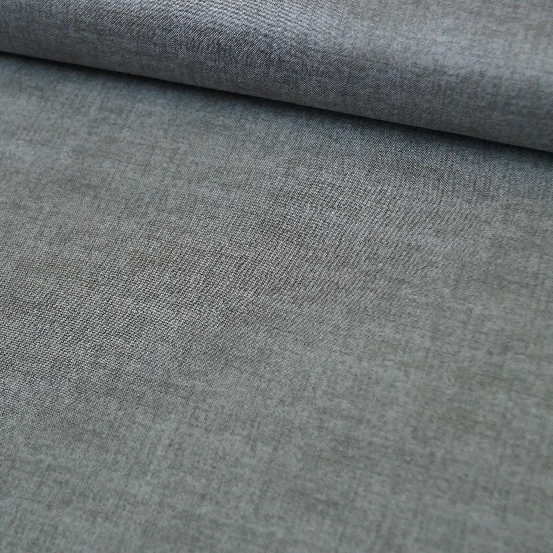 Makower - Linen Texture - storm grey