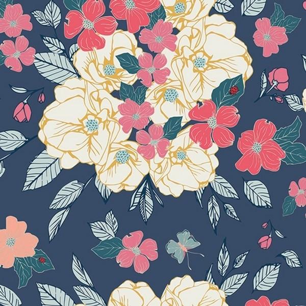 Art Gallery - Flower Child - Flowery Chant Gentle