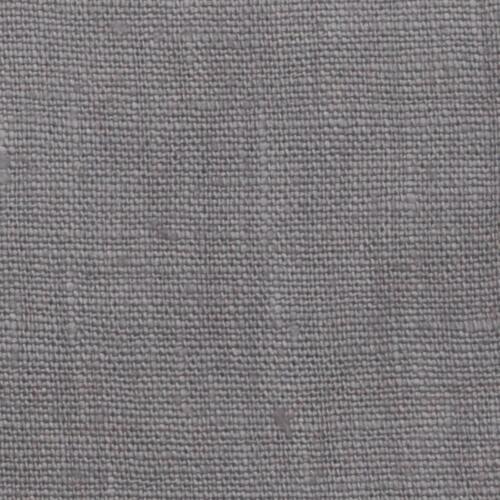 Beschichteter Leinen von AU Maison - steel grey