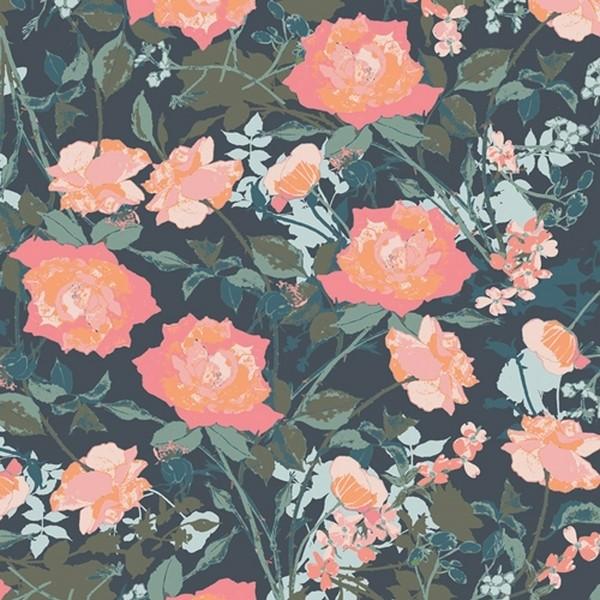 Art Gallery - Picturesque - Rosemantic Trellis Dim