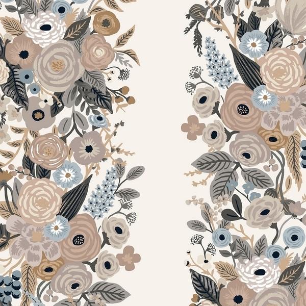 Cotton and Steel - Garden Party - Vines - linen multi