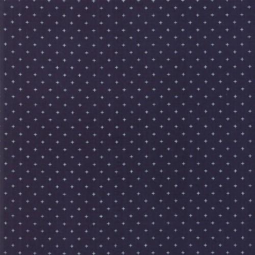 Quarter 56cmx56cm - Add it up - Ruby Star Society - navy