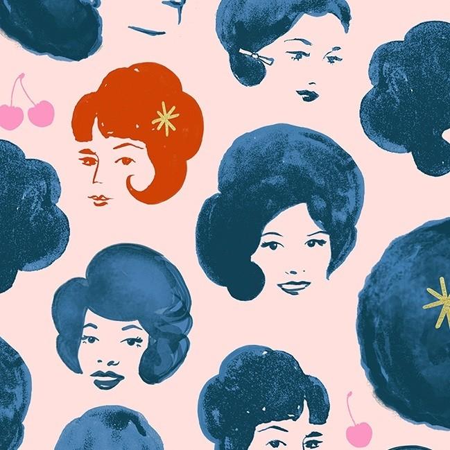 Darlings - Ruby Star Society - Dotties Friends blau