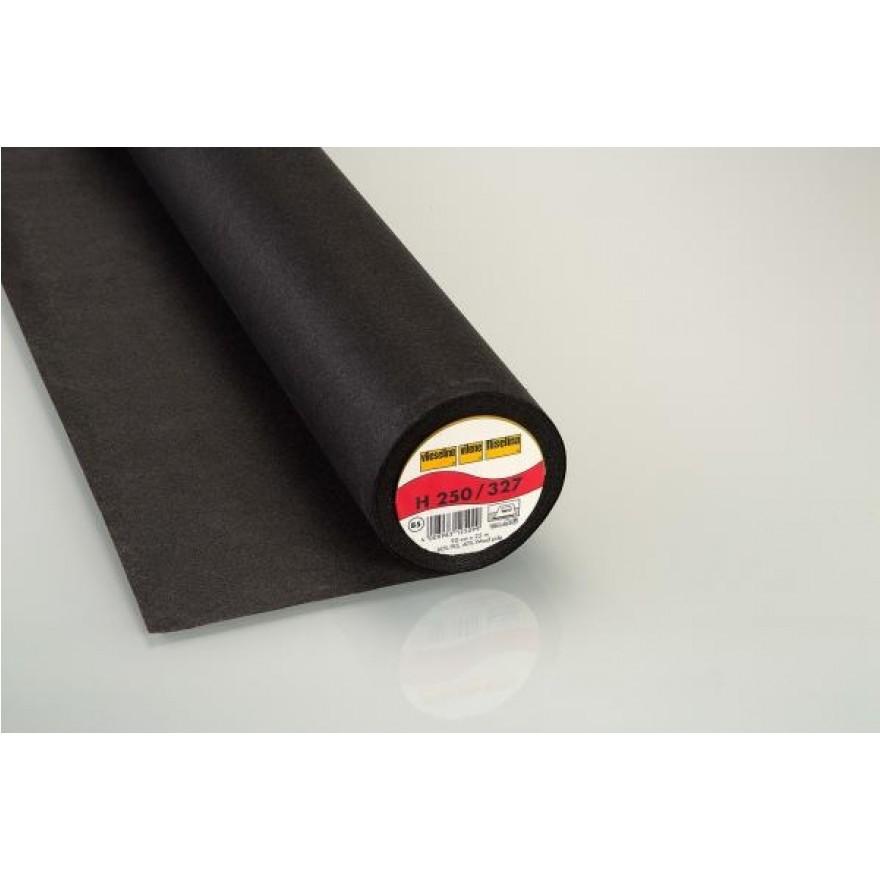Vlieseline H250/305 Bügeleinlage schwarz