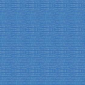 Blend - blau-weisser Baumwollstoff