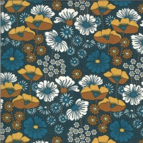 """Cortland"" - Blueberry Buckle - Moda Fabrics"