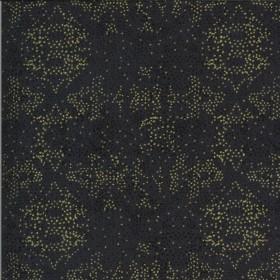 Fading Light night metallic - Dwell in Possibility von Gingiber - Moda Fabrics