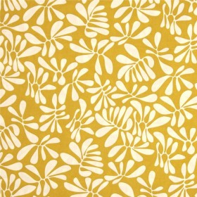 "Windham Fabrics Nod to Mod ""Leaf Play"" gold"