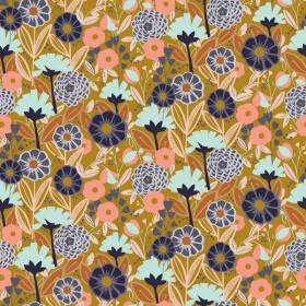 Cotton and Steel - Emilia - Diana mustard