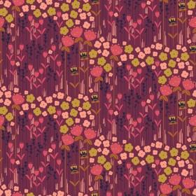 Cotton and Steel - Emilia - Matilda rose