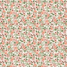 Cotton and Steel - Garden Party - Rosa Minis - Rose