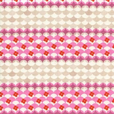 Cotton and Steel - Trinket - Gumdrops pink
