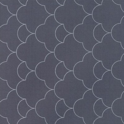 """Mist"" outer space - Thrive - Moda Fabrics"