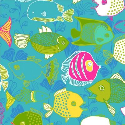 """Blend """"Molokai"""" - Fische von Jessica Swift"""