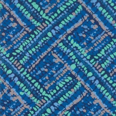 """Daydream"" navy - Botanica- Moda Fabrics"