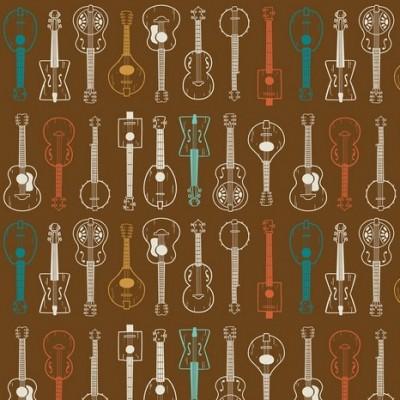 Blend - Folk Melody - String Band Brown