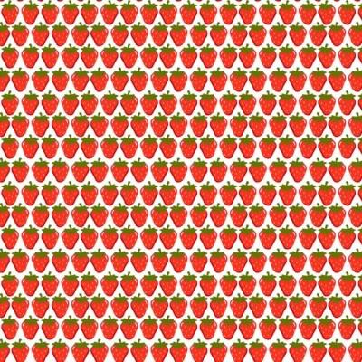 Makower - Juicy - Erdbeeren