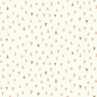 Triangles Pale - Makower - Doodle Days