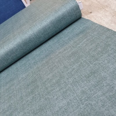 Makower - Linen Texture- smokey blue