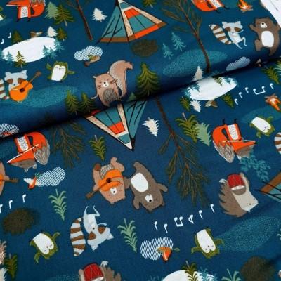 "Windham Fabrics ""Bear Camp"""