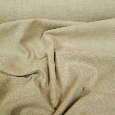 Chambray in hellem beige