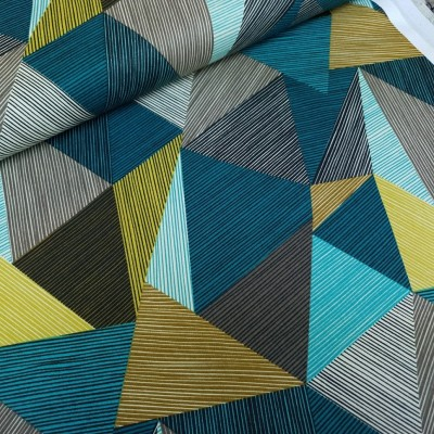 "Reststück 48cmx160cm -Hilco Dekostoff ""Abstracta"""