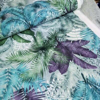 """Hilco Dekostoff """"Palm Garden"""""""