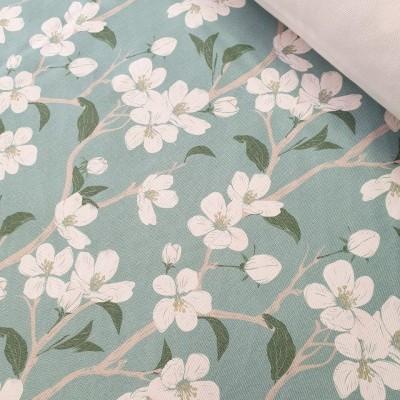MYO Design - Heavy Canvas - Kirschblüte - blau