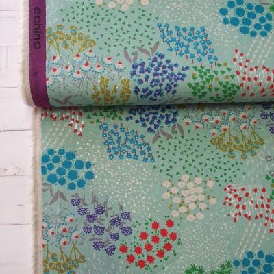 Echino Canvas von Kokka - mint