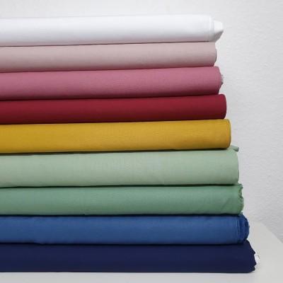 Uni Baumwolle - verschiedene Farben