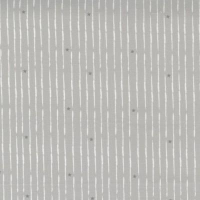 Little Ducklings - Broke Star Stripe grey - Paper and Cloth  - Moda Fabrics
