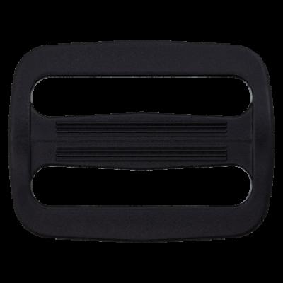 Versteller / Schieber schwarz 40mm