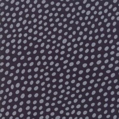 "Quarter 46cmx56cm - ""Dots"" anthrazit - Wild and Free - Moda Fabrics"