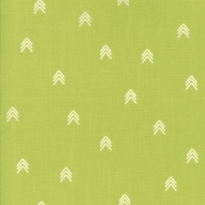 """Compass"" pistacio - Creekside - Moda Fabrics"
