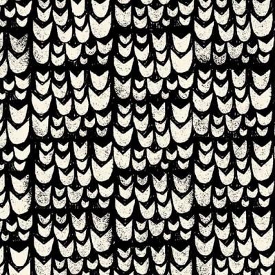Andover - Home - Tulips - noir