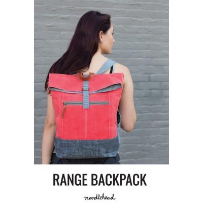 Noodlehead Schnittmuster - Range Backpack