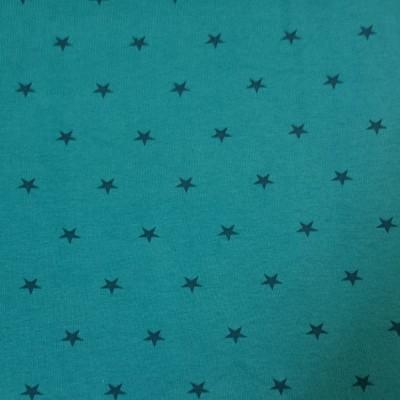 Bündchen mit kleinen Sternen