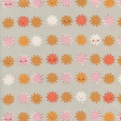 Cotton and Steel - Sunshine - Sunshine grey