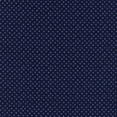 Cotton and Steel - Bluebird - Shibori navy