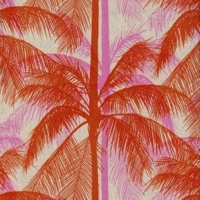 Cotton+Steel Canvas - Poolside - pink