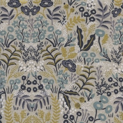 Cotton+Steel Canvas - Menagerie - Tapestry metallic