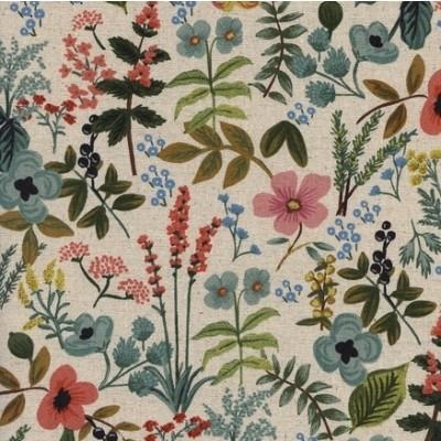 Cotton+Steel Canvas - Amalfi - Herb Garden natural