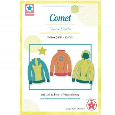 Comet Farbenmix Hoodie Unisex
