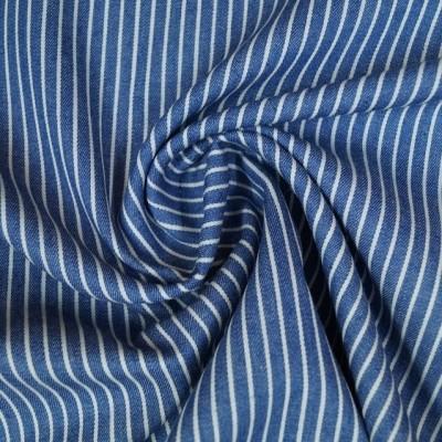 "Sommerjeans ""Stripe"" - blau"