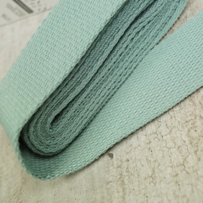 Gurtband Dustymint - 2m - 40mm breit
