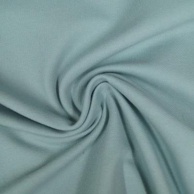 Reststück 1,41mx1,50m - Jeansjersey mint