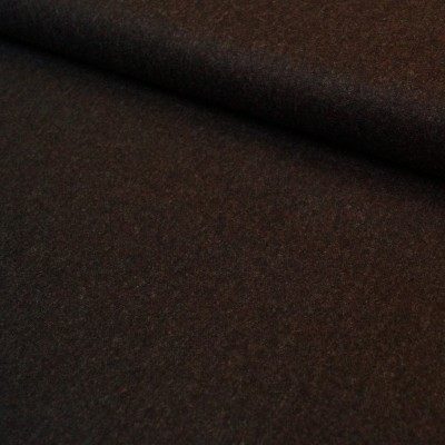 """""""Classica"""" - schönster Tweed Wollmix von Hilco aubergine"""