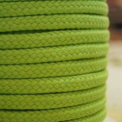 Baumwoll-Kordel - 10mm grün