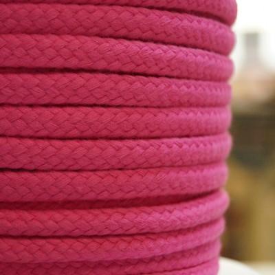 Baumwoll-Kordel - 10mm pink