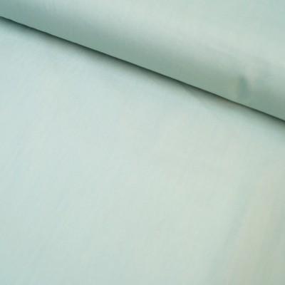 Reststück 41cmx150cm - Uni Baumwolle - mint